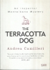 The terracotta dog.