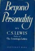 Beyond Personality